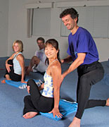 Ananda Yoga Therapy Training