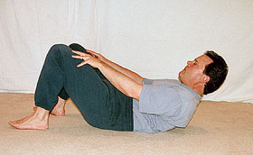 Yogic sit-up