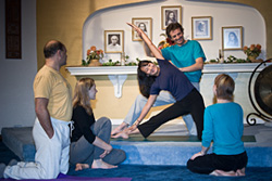 Ananda Teacher Trainings