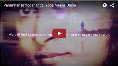 The True Meaning of Yoga