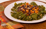 Black Beans with Yams Recipe