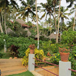 Natural beauty of the Kerala Ayurvedic Resort