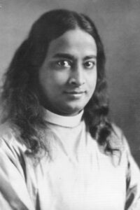 Youthful Portrait of Master Paramhansa Yogananda