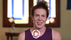 Zoe's Ananda Yoga Teacher Training Testimonial
