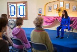 Ananda Meditation Teacher Training-Diksha-teaching