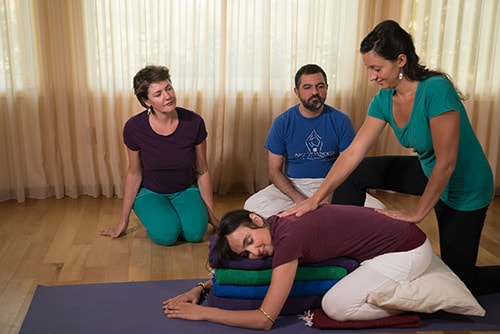 Restorative Yoga Teacher Training with Melody Hansen
