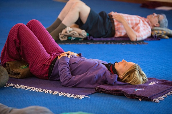 Restorative Yoga Retreat with Melody Hansen