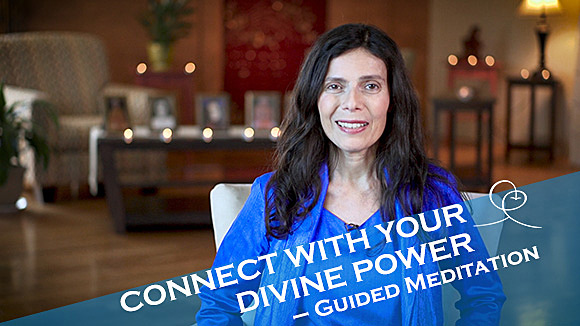 Connect with your Divine Power Video with Diksha McCord