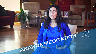 Ananda Meditation Video with Diksha McCord