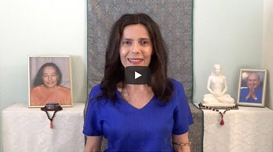 Awaken to the light within with Nayaswami Diksha, teacher at The Expanding Light Retreat