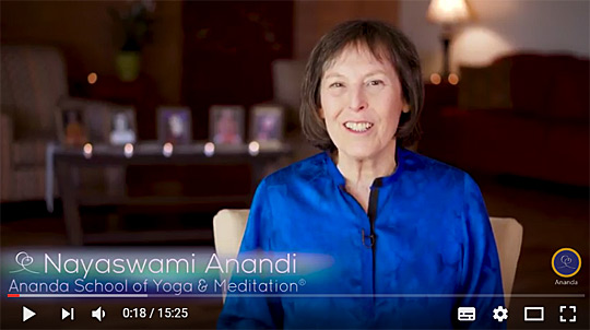 Change Your Brain Video with Anandi Cornell