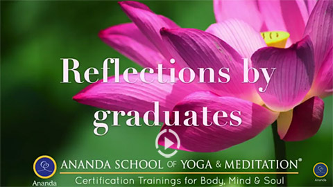 Reflections by a Meditation Teacher Training Graduate