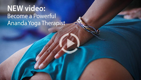 Ananda Yoga Therapist Teacher Traning video