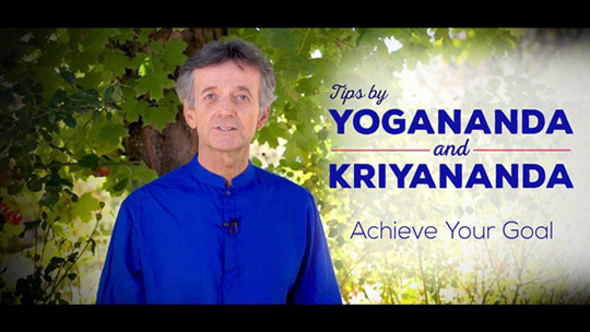 Acheive your goals video with Gyandev McCord