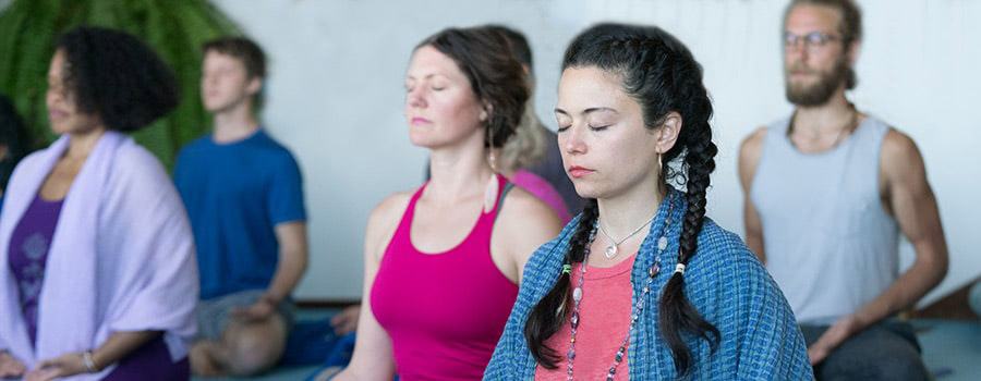 Learn How to Meditate Retreat