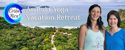 Costa Rica Ananda Yoga Vacation Retreat