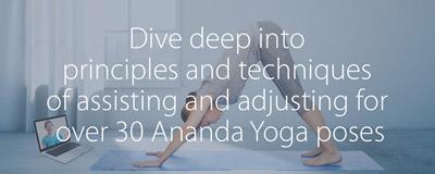 Online Ananda Yoga Assistantship
