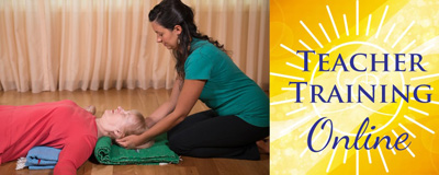 Online Restorative Yoga Teacher Training
