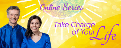 Take Charge of Your Life Series - Online
