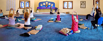 Therapeutic Yoga Retreat