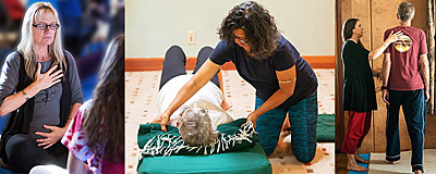 Ananda Yoga® Therapy for Back and Joint Pain