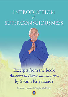 Awaken To Superconsciousness Booklet by Swami Kriyananda