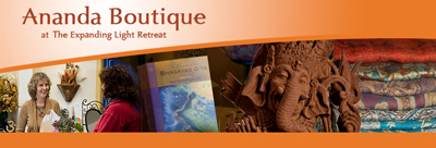 the boutique website banner