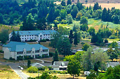 Ananda Center at Laurelwood Oregon