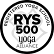 Yoga Alliance Registered School 500 icon