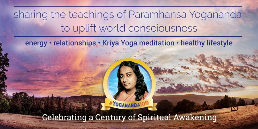 Yogananda 100 years in America Anniversary Icon