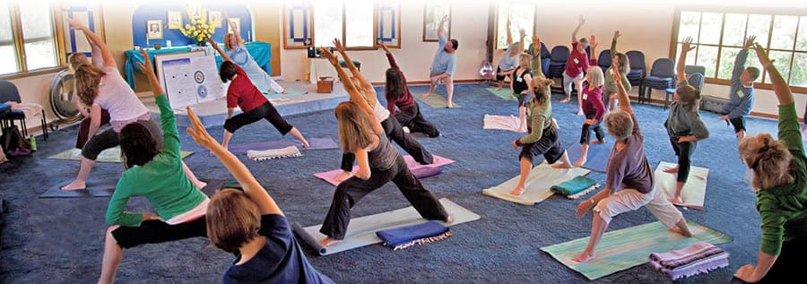 Yoga Workshops in Northern California