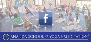 FaceBook Ananda School of Yoga and Meditation