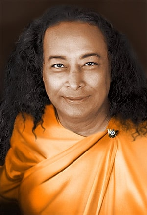Image of Yogananda- teachings at Ananda Village