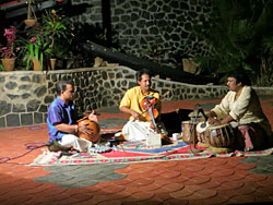 musical entertainment in Kerala