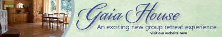 Gaia House - An exciting new group retreat experience