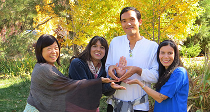 recent Meditation Teacher Training Class