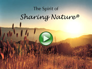 The Spirit of Sharing Nature