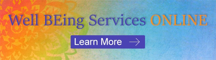Well BEing Services link button