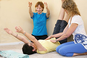 Therapeutic Ananda Yoga<sup>®</sup><br>     Retreats