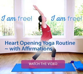 Heart Opening Yoga Routine