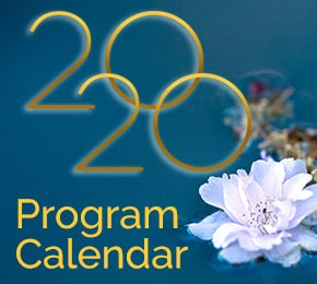 2020 Calendar programs of The Expanding Light Retreat -Teachings of Paramhansa Yogananda and the path of kriya yoga
