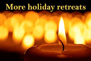 Candles - more holiday retreats