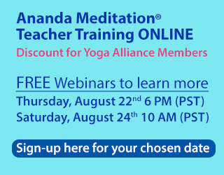 Free Webinar Intro for Online Meditation Teacher Training