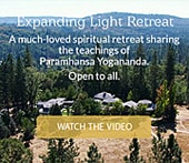 The Expanding Light retreat Welcome Video