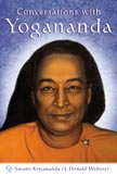 Conversations with Yogananda - book cover