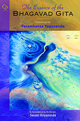 Essence of the Bhagavad Gita. - book cover
