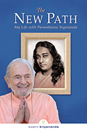 The New Path: My Life with Paramhansa Yogananda book cover