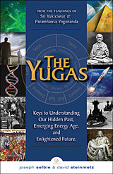 The Yugas of time -book cover