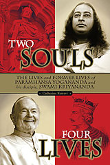 Two Souls Four Lives  - Book Cover