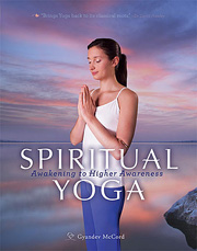 Spiritual Yoga: Awaken to Higher Awareness book cover